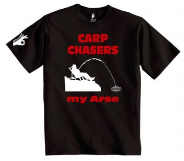 NEW CARP CHASERS T-Shirt Simply Loveleh Brotherhood